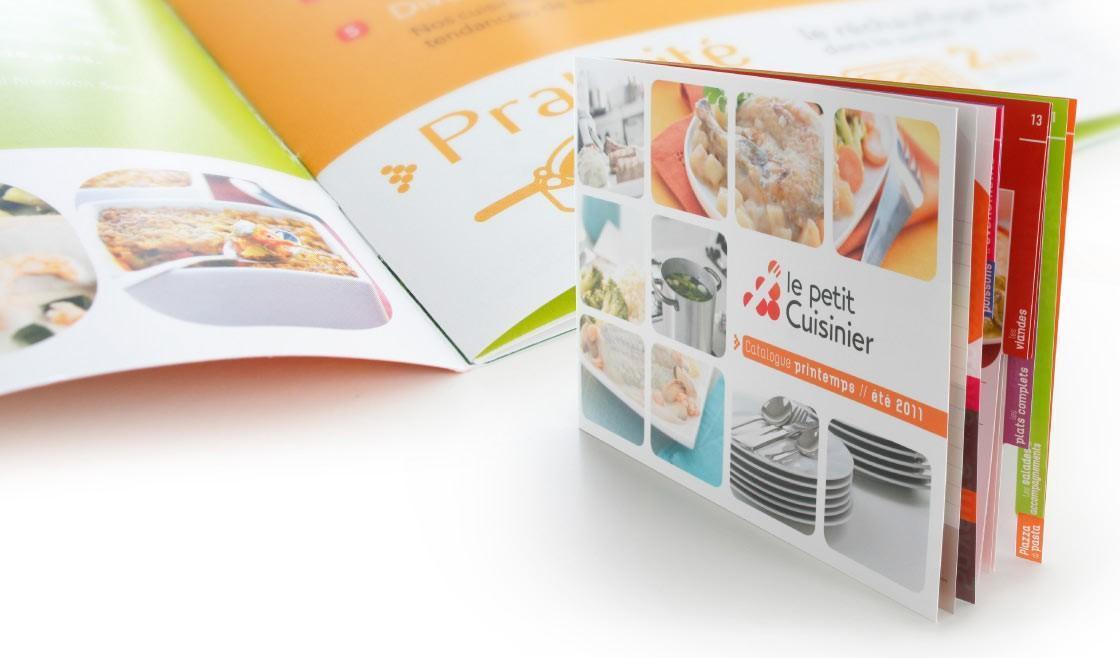 Client : Le Petit Cuisinier (plats cuisinés)   Activité : Agroalimentaire