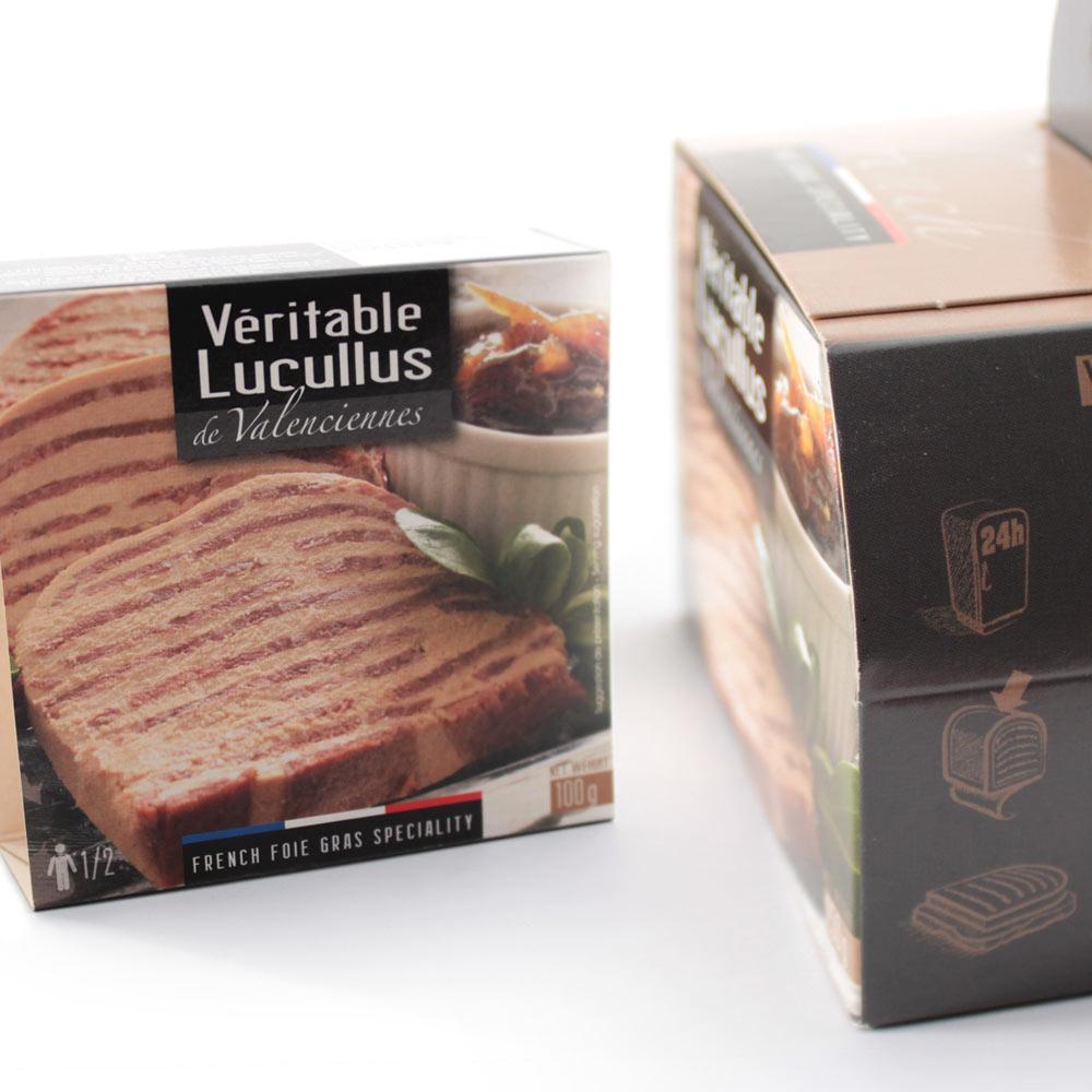 Client : Lucullus (véritable Lucullus de Valenciennes) | Activité : Agroalimentaire