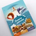 """Création Mailing """"Le Petit Cuisinier"""""""