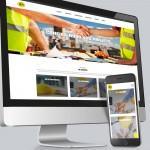 Site Web responsive EDIFI