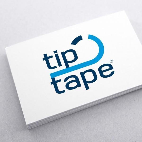 Création du logo Tip' tape